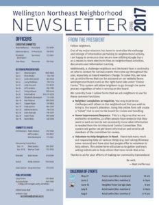 thumbnail of 2017 Spring Newsletter