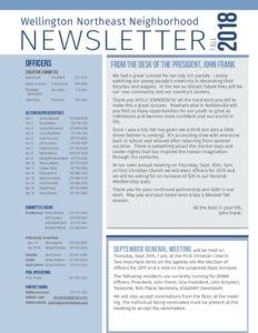 thumbnail of 2018 Fall Newsletter