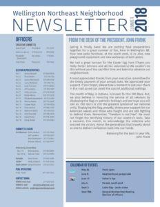 thumbnail of 2018 Summer Newsletter