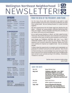 thumbnail of 2019 Spring-May Newsletter