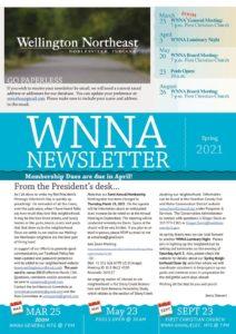 thumbnail of 2021 Spring Newsletter
